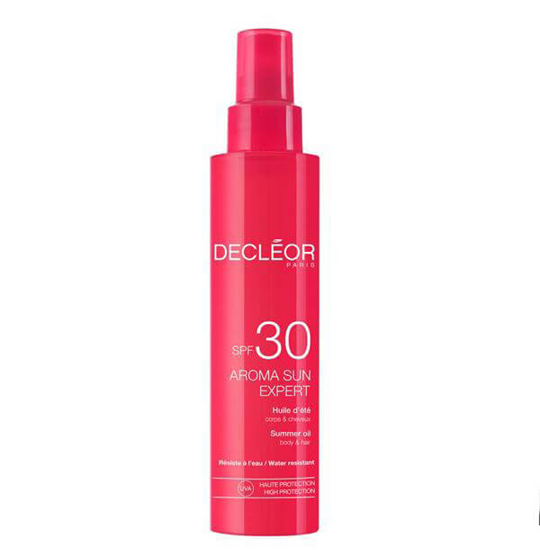 Decleor Summer Oil SPF 30 Hair & Body