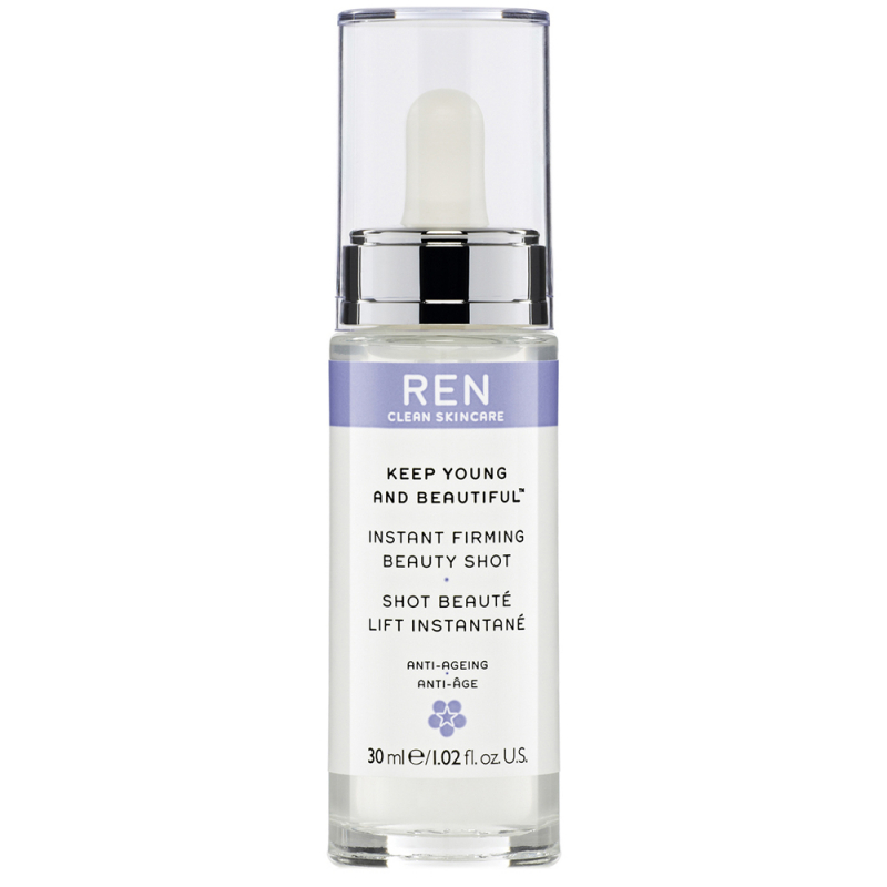 REN Keep Young & Beautiful Instant Firming Beauty Shot (30ml) i gruppen Hudvård / Masker & treatments / Ansiktsserum hos Bangerhead (B014480)
