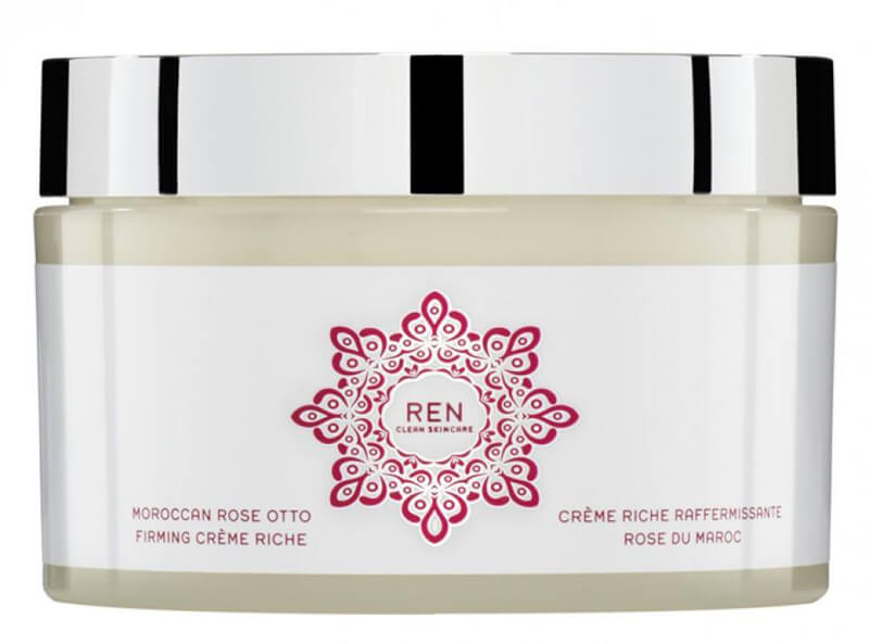 REN Moroccan Rose Otto Firming Creme Riche (200ml)
