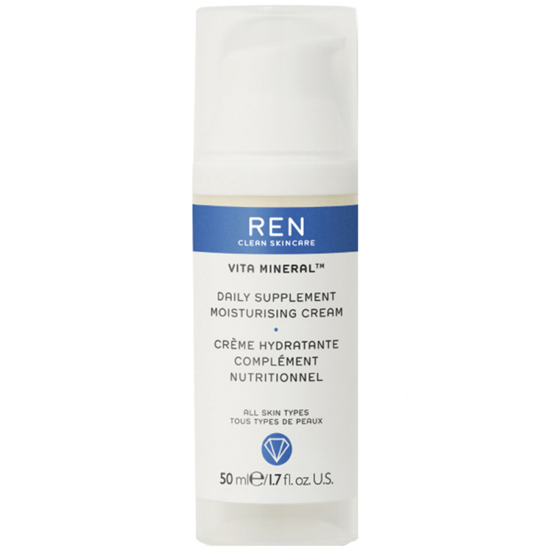 REN Vita Mineral Daily Supplement Moisturising Cream (50ml)