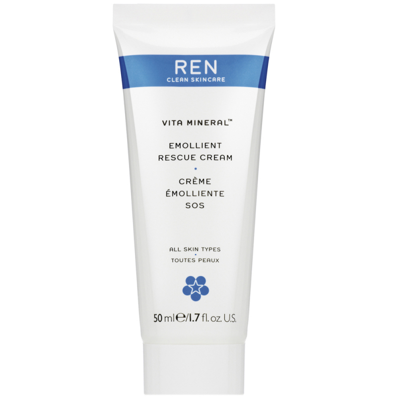REN Vita Mineral Emollient Rescue Cream (50ml)