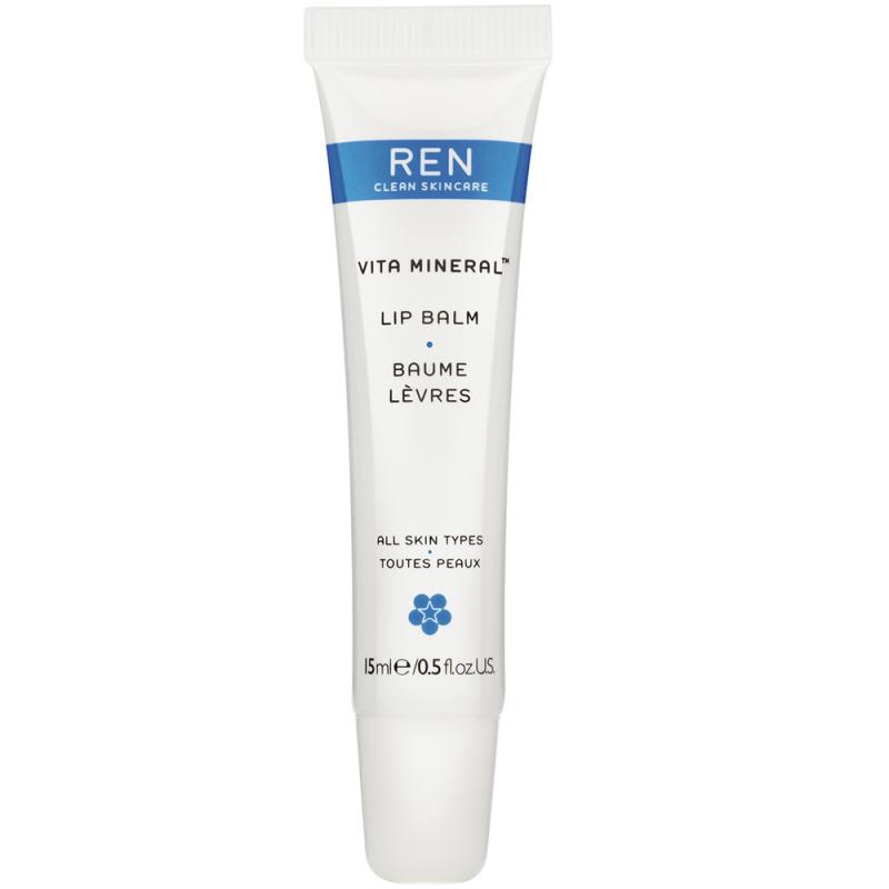 REN Vita Mineral Lip Balm (15ml) i gruppen Makeup / Läppar / Läppbalsam hos Bangerhead (B014487)