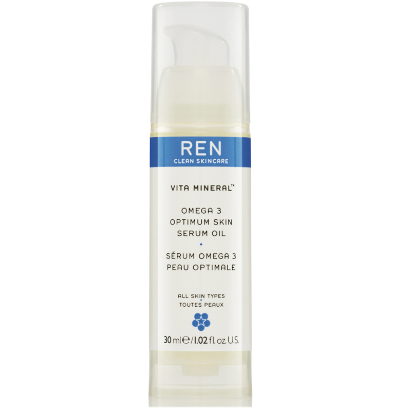 REN Vita Mineral Omega 3 Optimum Skin Serum Oil (30ml)