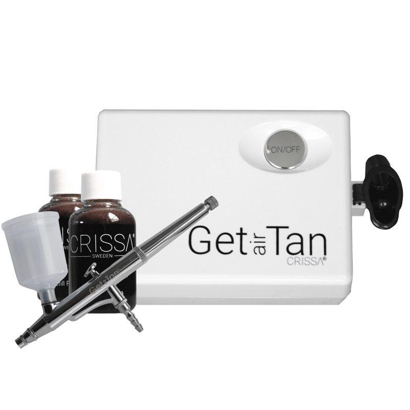 Crissa Get Air Tan Start Kit