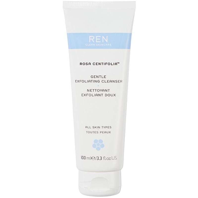 REN Rosa Centifolia Gentle Exfoliating Cleanser (100ml)