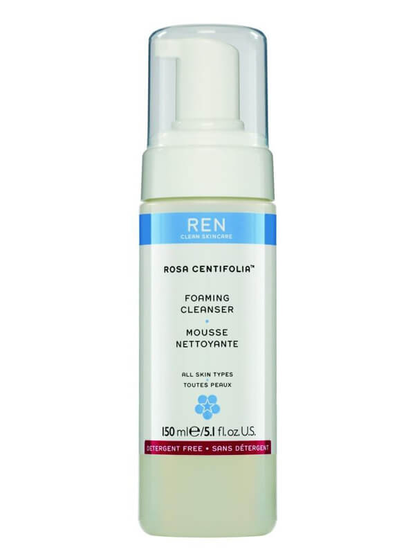 REN Rosa Centifolia Foaming Cleanser (150ml)