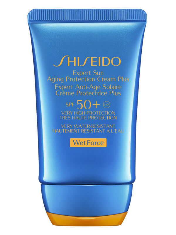 Shiseido Expert Sun Protection Cream Plus SPF50+ Nyhet! (50 ml)