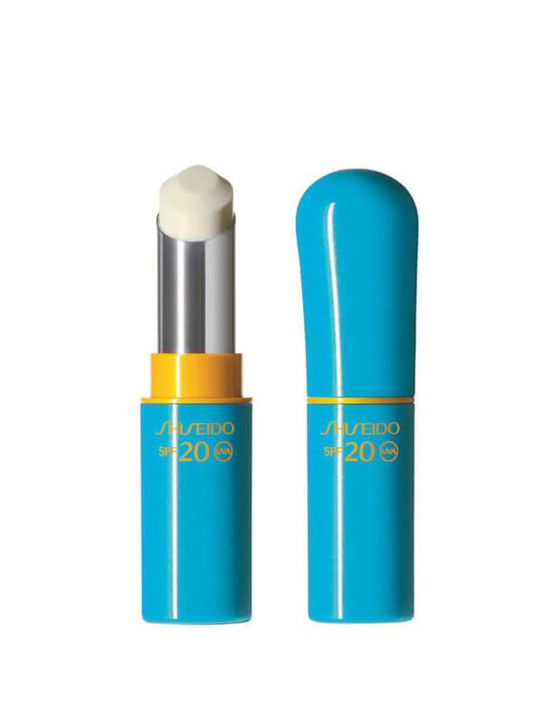Shiseido Sun Protection Lip Treatment N SPF 20(4 g) i gruppen Makeup / Lepper / Leppebalm hos Bangerhead.no (B014783)