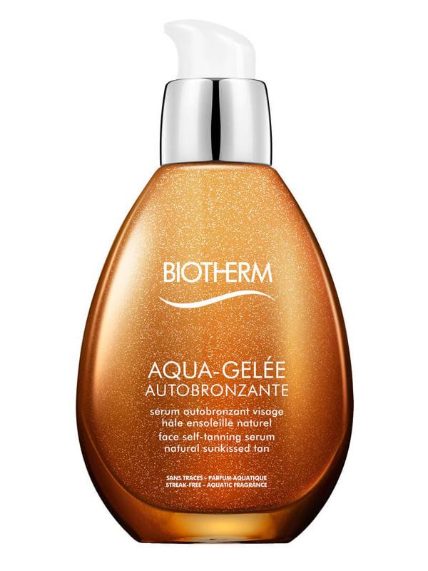 Biotherm Aqua - Gelee. Autobronzante Face Self-Tanning Serum