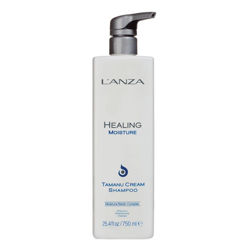 Lanza Healing Moisture Shampoo (750ml) i gruppen Hårvård / Schampo & balsam / Schampo hos Bangerhead (B015019)