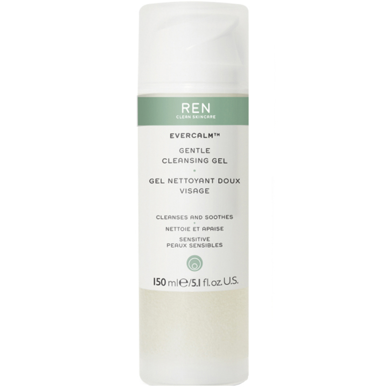 Ren Evercalm Gentle Cleansing Gel (150ml)