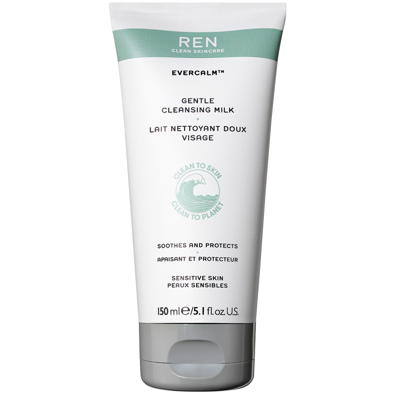 REN Evercalm Gentle Cleansing Milk (150ml)