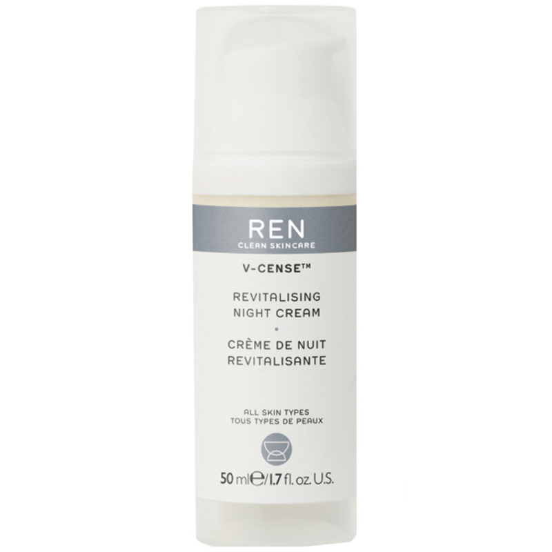 REN V-Cense Revitalising Night Cream (50ml)