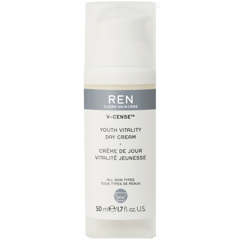REN V-Cense Youth Vitality Day Cream (50ml)