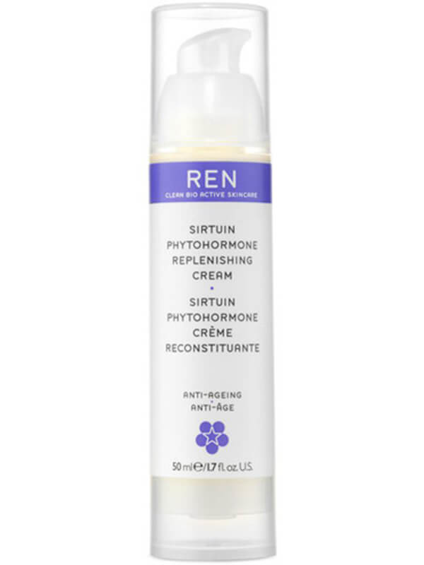 REN Sirtuin Phytohormone Replenishing Cream (50ml) i gruppen Hudvård / Ansiktsåterfuktning / Dagkräm hos Bangerhead (B015078)