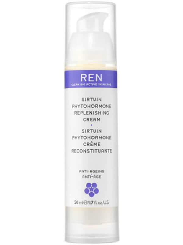 REN Sirtuin Phytohormone Replenishing Cream (50ml) i gruppen Hudpleie / Fuktighetskrem / Dagkrem hos Bangerhead.no (B015078)