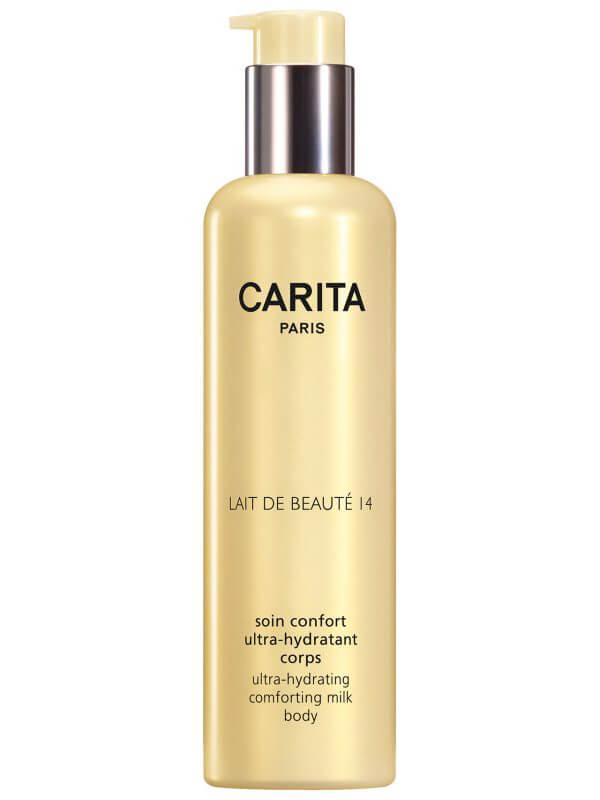Carita Les Mythiques Les 14 Lait De Beauté (200ml) i gruppen Kroppsvård & spa / Kroppsåterfuktning / Body lotion hos Bangerhead (B015079)