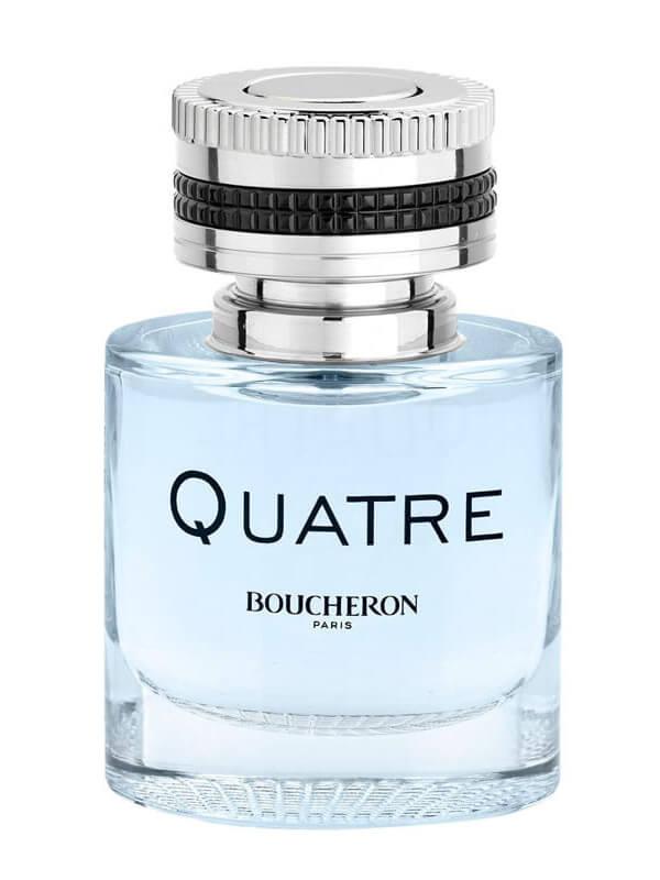 Boucheron Quatre Homme EdT ryhmässä Tuoksut / Miesten tuoksut / Eau de Toilette miehille at Bangerhead.fi (B015513r)