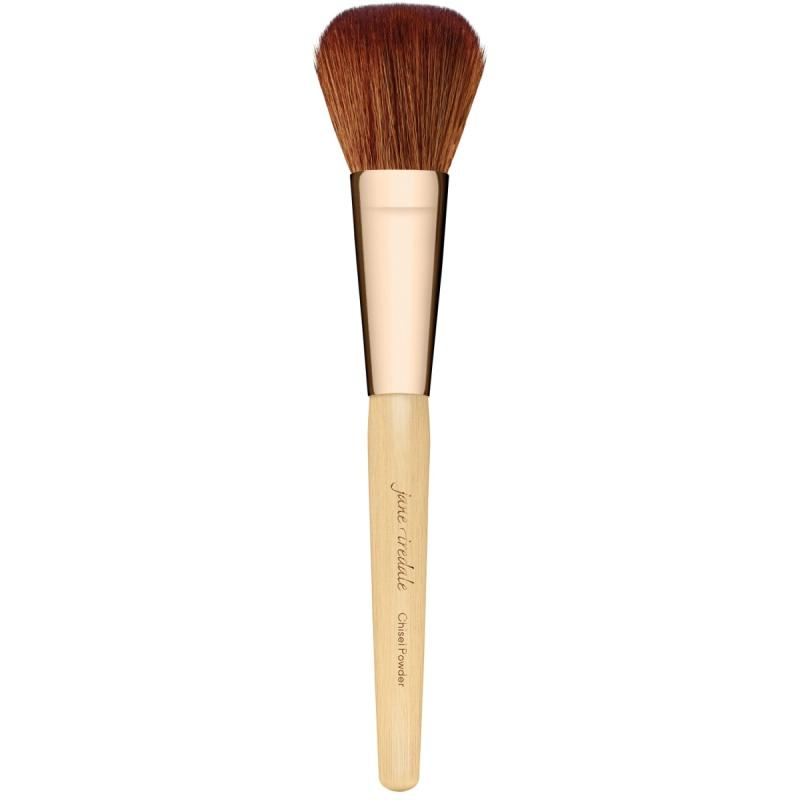 Jane Iredale Chisel Powder i gruppen Makeup / Borstar & verktyg / Borstar för ansiktsmakeup hos Bangerhead (B016097)
