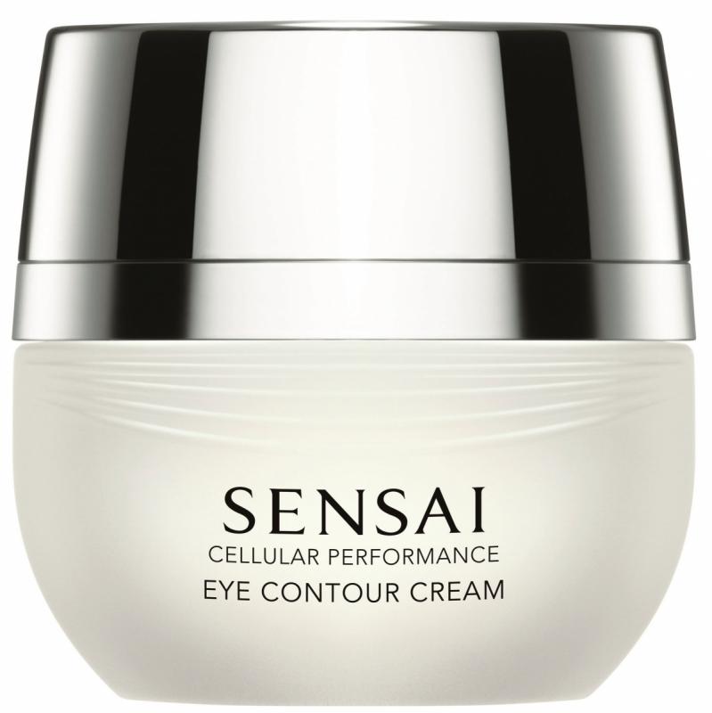 Sensai Cellular Performance Eye Contour Cream (15ml) ryhmässä Ihonhoito / Silmät / Silmänympärysvoiteet at Bangerhead.fi (B016426)