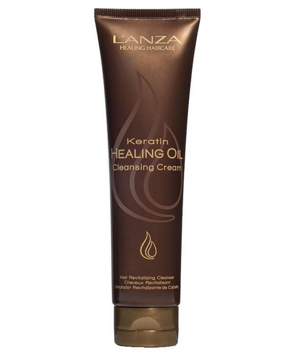 Lanza Healing Oil Cleansing Cream (100ml)