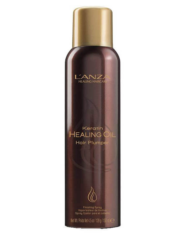 Lanza Keratin Healing Oil Hair Plumper i gruppen Hårvård / Styling / Mousse hos Bangerhead (B016703r)