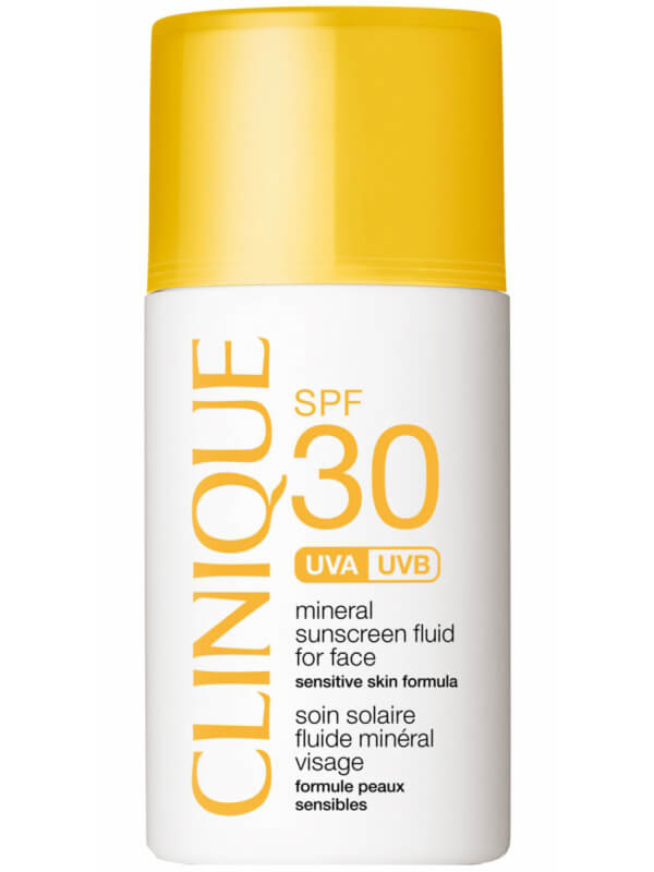 Clinique SPF 30 Mineral Sunscreen For Face Shakewell (30ml)