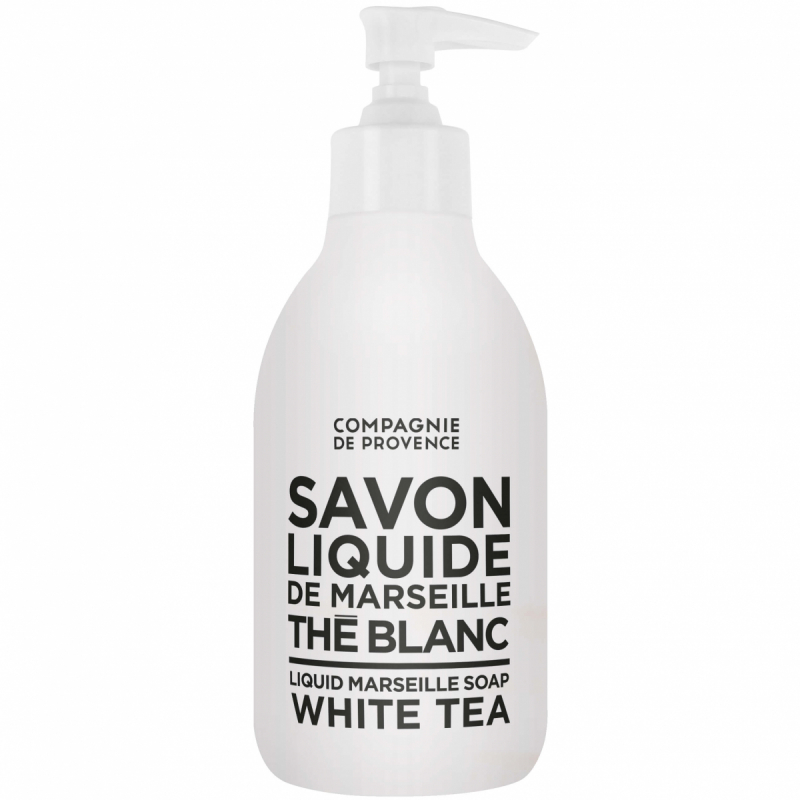 Savon De Marseille Flytande Tvål - White Tea (300ml)