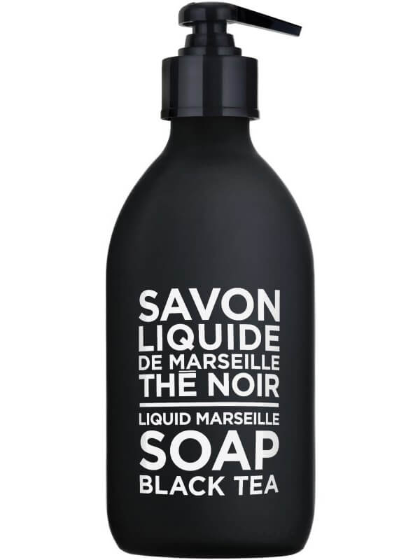 Compagnie de Provence Liquid Soap Black Tea  i gruppen Kroppsvård / Handvård & fotvård / Handtvål hos Bangerhead (B016871r)
