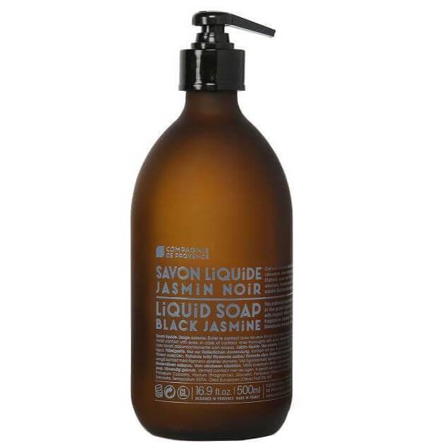 Compagnie de Provence Liquid Soap Black Jasmine ryhmässä Vartalonhoito  / Kädet & jalat / Käsisaippuat at Bangerhead.fi (B016882r)