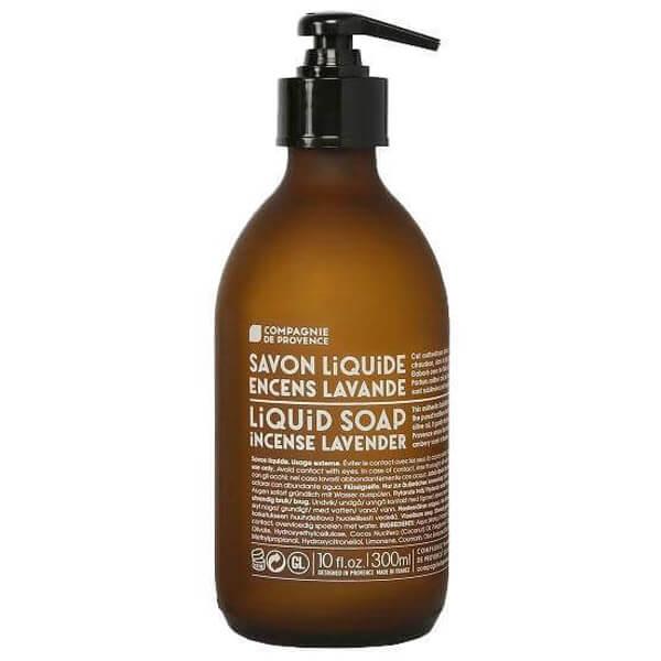 Compagnie de Provence Liquid Soap Incense Lavender ryhmässä Vartalonhoito  / Kädet & jalat / Käsisaippuat at Bangerhead.fi (B016881r)