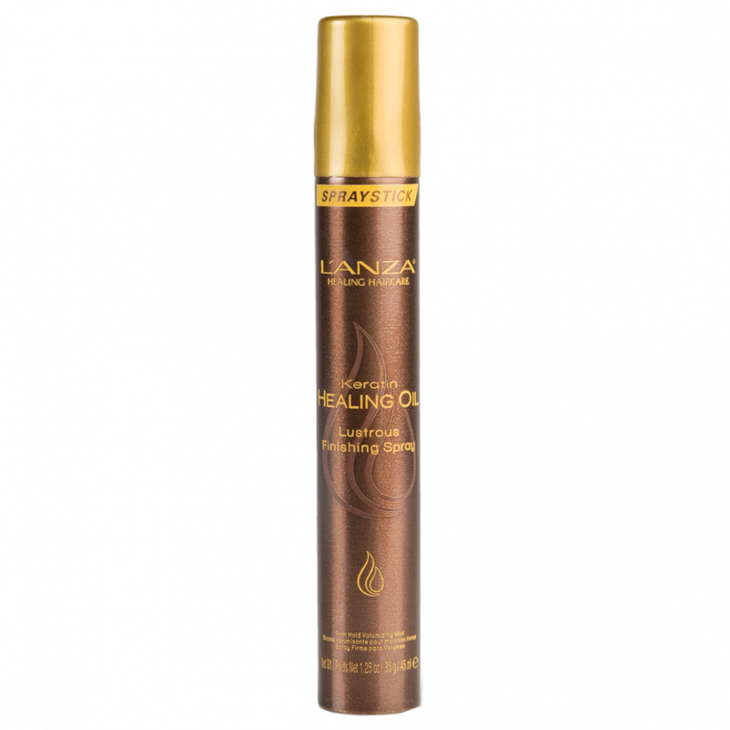 Lanza Healing Oil Lustrous Spray Stick (45ml) i gruppen Hårpleie / Styling / Hårspray hos Bangerhead.no (B017054)