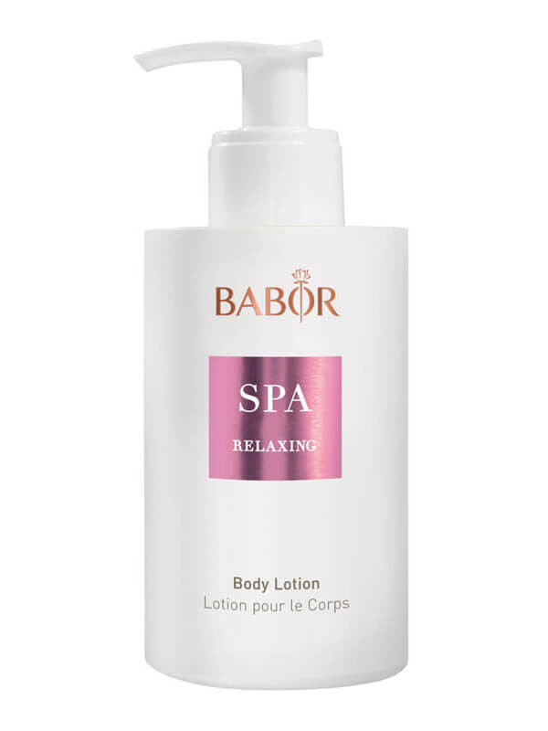 Babor Spa Relaxing Lavender Mint Calming Body Butter (200 ml)