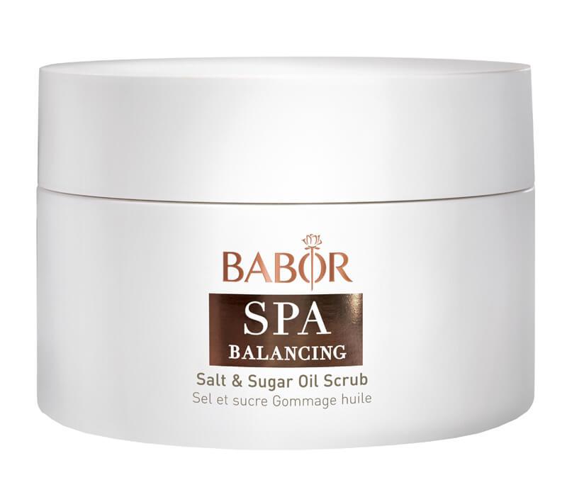 Babor Spa Balancing Cashmere Wood Soothing Oil Peeling (200 ml) i gruppen Kroppsvård & spa / Kroppsrengöring / Body scrub & peeling hos Bangerhead (B017234)