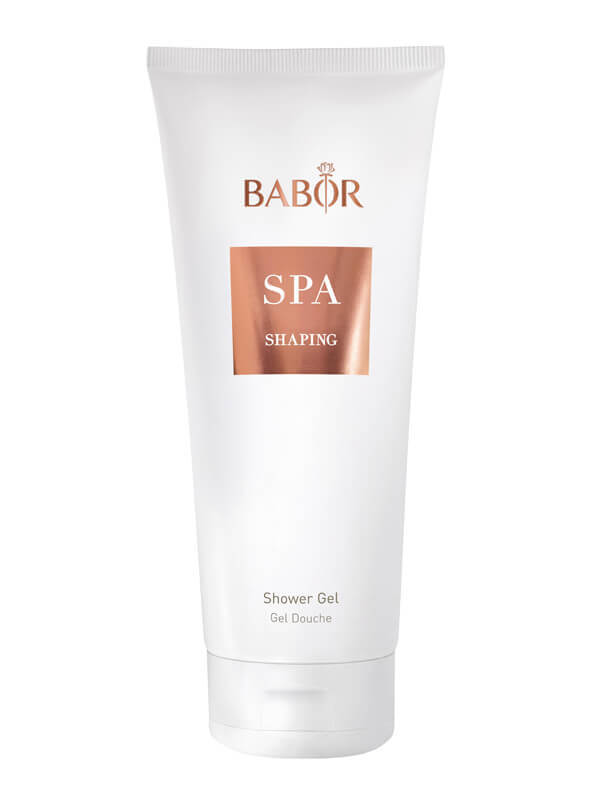 Babor Spa Shaping For Body Firming Shower Foam (150 ml) i gruppen Kropp & spa / Kroppsrengjøring / Bad & dusjkrem hos Bangerhead.no (B017296)