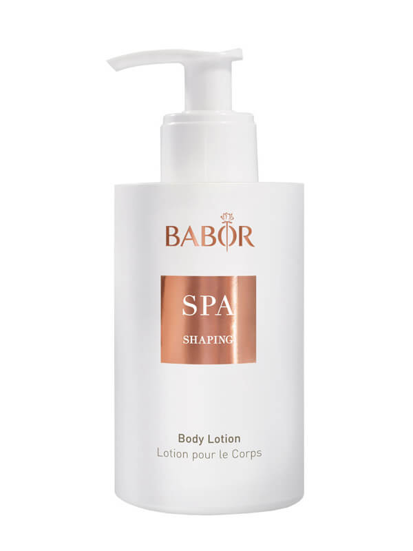 Babor Spa Shaping For Body Firming Body Lotion (200ml) i gruppen Kropp & spa / Kroppsfukt / Body lotion hos Bangerhead.no (B017298)