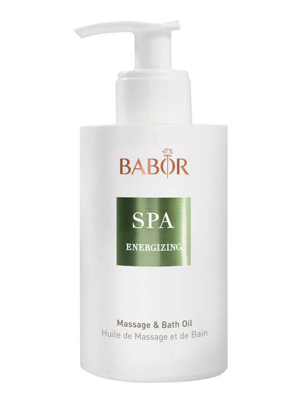 Babor Spa Energizing Lime Mandarin Invigorating Massage Oil (200 ml)