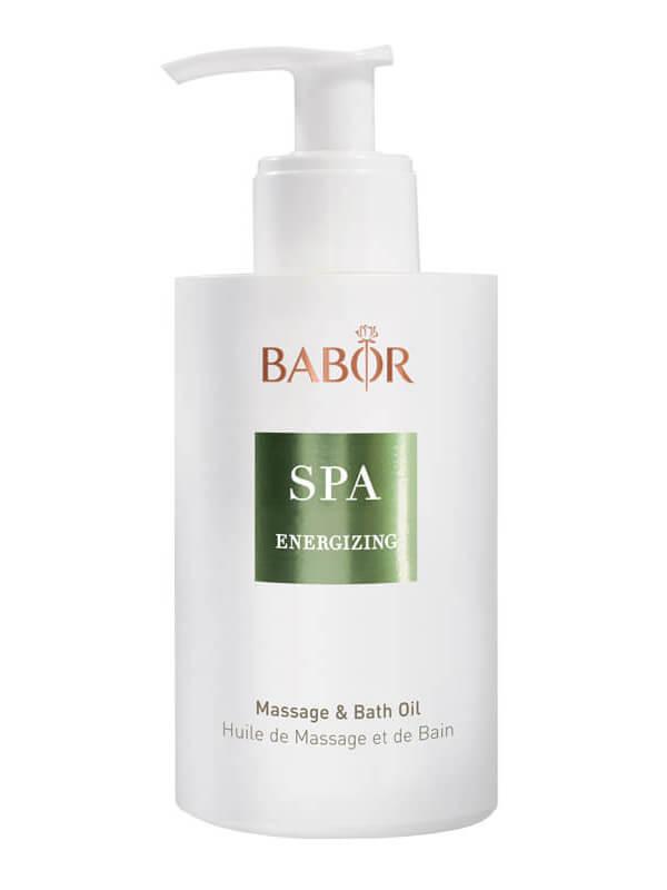 Babor Spa Energizing Lime Mandarin Invigorating Massage Oil (200 ml) i gruppen Kropp & spa / Kroppsfukt / Kroppsolje hos Bangerhead.no (B017303)