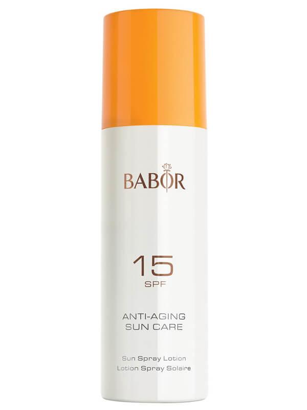 Babor Anti-Aging Sun Care Sun Spray Lotion SPF 15 (200 ml)