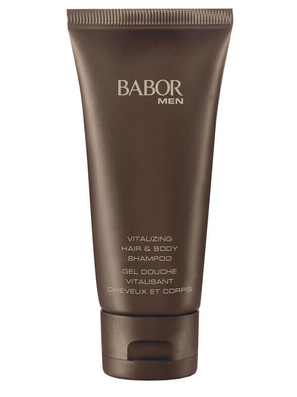 Babor Men Vitalizing Hair And Body Shampoo (200ml)