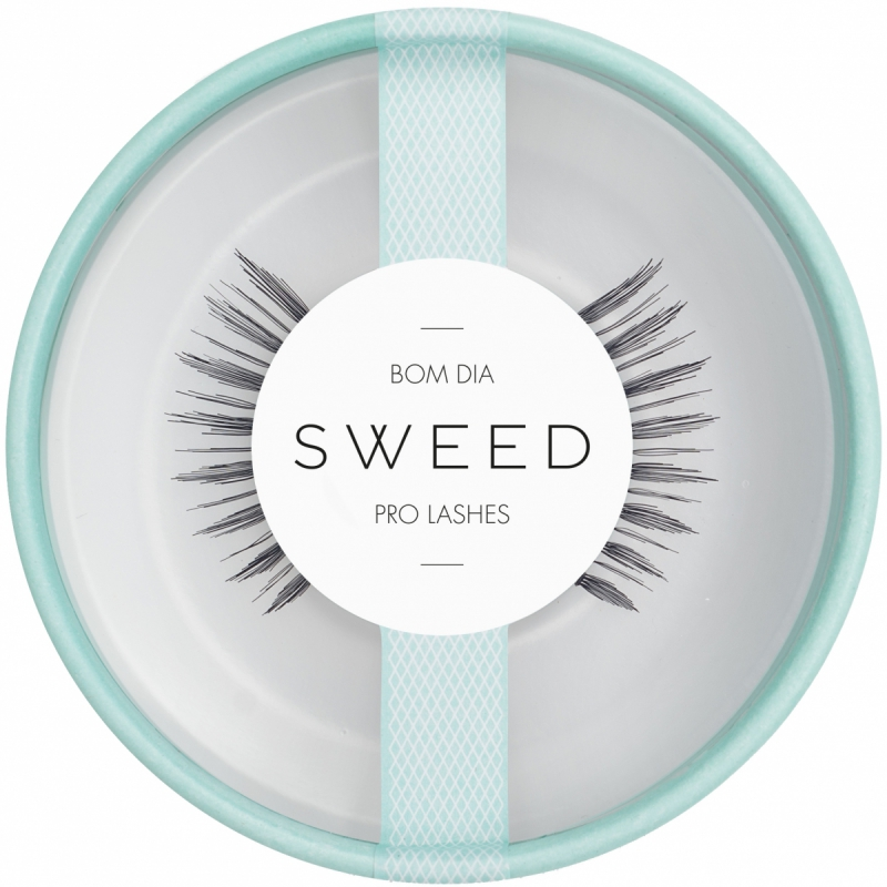 Sweed Lashes - Bom Dia i gruppen Makeup / Øyne / Løsvipper hos Bangerhead.no (B017343)