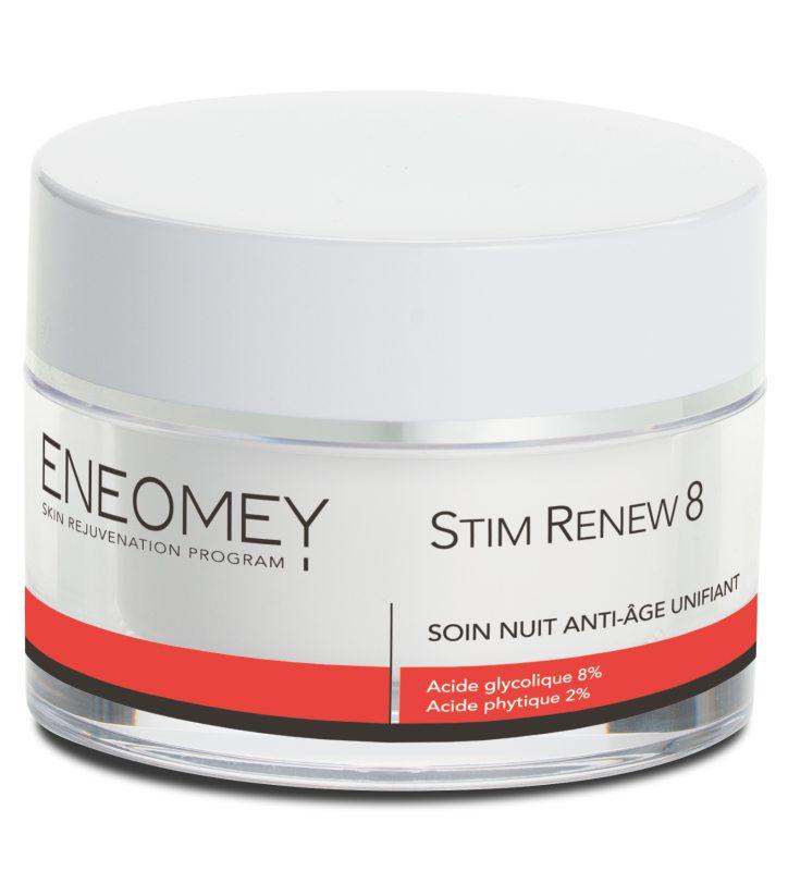 Eneomey Phytic Cream 8% (50ml) i gruppen Hudpleie / Ansiktsfukt / Nattkrem hos Bangerhead.no (B017371)