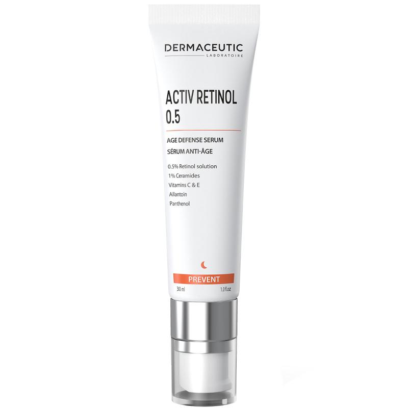 Dermaceutic Serum Activ Retinol 0.5 i gruppen Bangerhead hos Bangerhead.no (B017393)