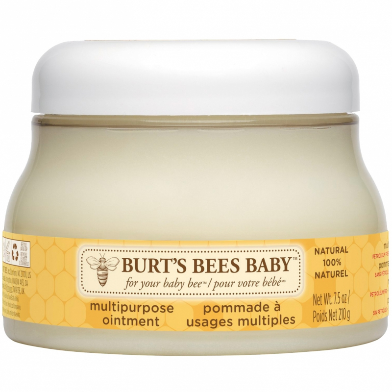 Burt'S Bees Babybee Multi Purpose Ointment i gruppen Makeup / Läppar / Läppbalsam hos Bangerhead (B017403)