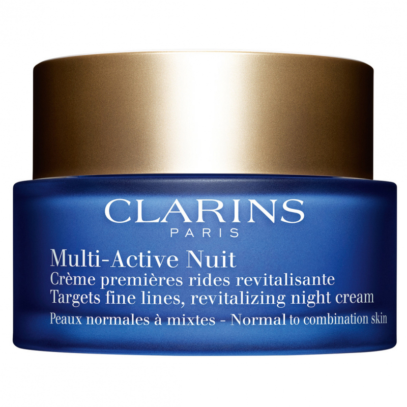 Clarins Multi-Active Nuit Light Normal/Combination Skin (50ml)
