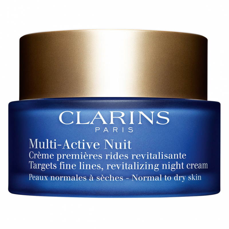 Clarins Multi-Active Nuit Comfort Normal/Dry Skin (50ml)