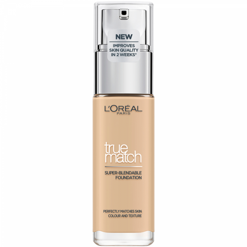 L'Oreal Paris True Match Foundation i gruppen Makeup / Base / Foundation hos Bangerhead.no (B017656r)