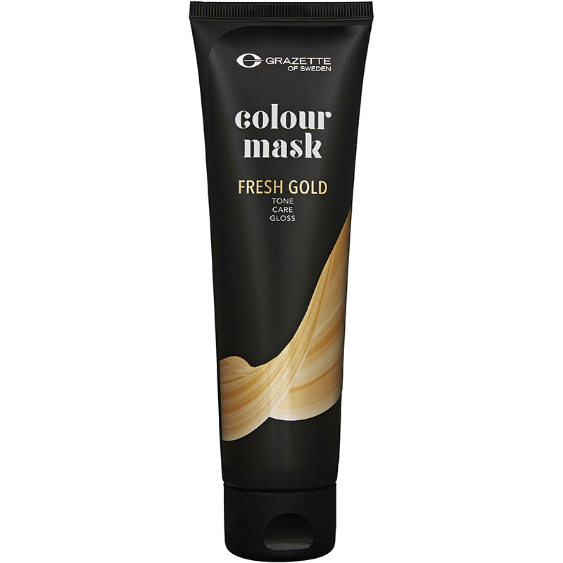 Grazette Colour Mask Fresh Gold (150ml)