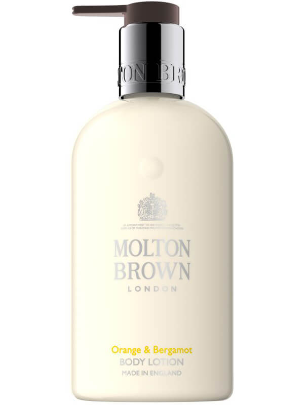 Molton Brown Orange & Bergamot Body Lotion (300ml) i gruppen Kroppsvård & spa / Kroppsåterfuktning / Body lotion hos Bangerhead (B017932)
