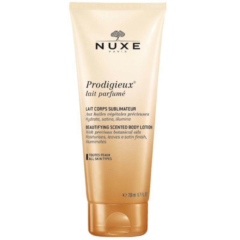 NUXE Prodigieux Body Lotion (200ml) i gruppen Kropp & spa / Kroppsfukt / Body lotion hos Bangerhead.no (B018061)
